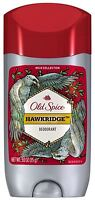 Old Spice Wild Collection Hawkridge Scent Men's Deodorant 3 oz (Pack of 2)