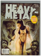 Heavy Metal Magazine Summer 2001 Luis Royo Cover