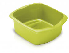 Addis Washing Up Bowl Rectangular Large 9.5 Litre Basin Sink 15 Colour Choices