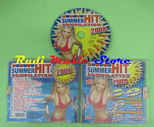 CD SUMMER HIT 2009 compilation 2009 GIANNI DRUDI LAURA FREDDI ESTER (C23) no mc