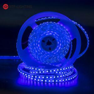5M SMD 3528 Led Strips Tape 300/600leds Purple Lamp For Home Decor DC12V IP30/65