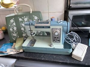 sewing machine jones deluxe