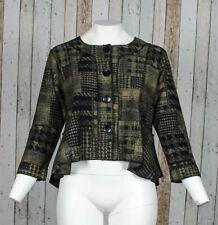 Xadoo Wolljacke Jacke Wollmix Jacke Mantel Plus Size 52 54 56 UVP 119,90 SALE