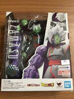 S.H.Figuarts Zamasu Potara Ver Dragon Ball Super Action Figure Bandai In Stock