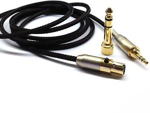 Cable De Actualizacion De Audio De Repuesto Compatible Con Akg K240, K240s, K24