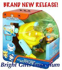 Octonauts Gup U Vehicle Kwazii Figure Frogfish Bath Toy Gift Fisher Price NEW!
