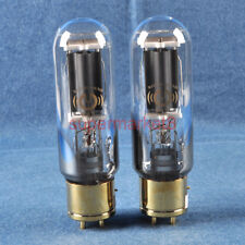 Matched Pair Tested ShuGuan NATURE SOUND 1pair 845 Vacuum Tube HIFI Audio DIY