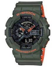Casio G-SHOCK Layered Neon Color GA-110LN-3AJF / AIRMAIL with TRACKING