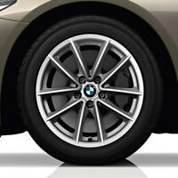4 Orig BMW Sommerräder Styling 618 225/55 R17 97Y 5er G30 G31 70dB Neu BMW-226