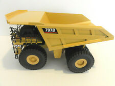"Caterpillar NZG CAT 797B Mining Truck 1:50 ""MONSTER OF A TRUCK"" NEW IN BOX"