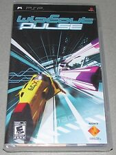 Wipeout Pulse for Playstation PSP Brand New! Factory Sealed!
