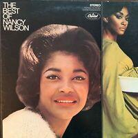 NANCY WILSON**Pre-Owned LP-THE BEST OF**GATEFOLD*CAPITOL*SKAO-502947 G/VG