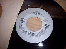"VG++ 1983 Eric Clapton I've Got A Rock N Roll Heart/Man In Love 7"" 45RPM w/pr sl"