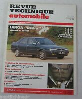 Revue technique automobile RTA 535 1992 Lancia dedra essence & diesel