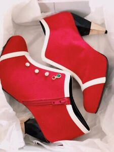 Revolutionary Girl Utena  Anthy Himemiya model Booties (23.5cm) F4185