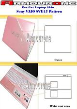Armourone Sony VAIO SVE15 series Pre Cut Laptop Skin Generation II Protector