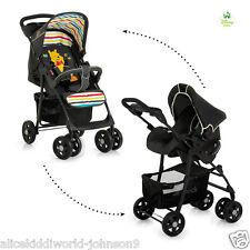 New Hauck Disney Winnie the Pooh Travel System shopper pushchair pram+carseat+RC