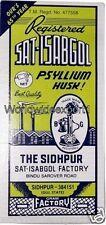 Psyllium Husk Isabgol 100grams 100% Digestive/laxative USA SELLER
