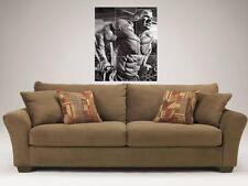 "Jay Cutler Mosaico 35 ""X25"" Pulgadas Pared Poster Fisicoculturismo Señor Olympia"