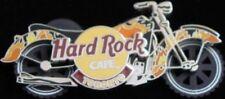 Hard Rock Cafe TORONTO 2001 3-D Motorcycle Bike PIN WHEELS TURN - HRC #10218