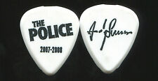 The Police 2007 Reunion Tour Guitar Pick! Andy Summers custom concert stage