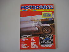 MOTOCROSS 12/1988 BETA TR34 TR 34/HONDA XR 600 R/FANTIC TRIAL 305/OASIS 50