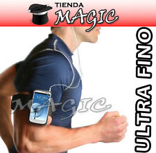 FUNDA BRAZALETE compatible Galaxy S3 i9300 ULTRA FINO cinta carcasa brazo ligero