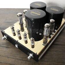 YAQIN MC-10T GD 10L EL34 Vacuum Tube Push-Pull Integrated Amplifier 110v-240v IT