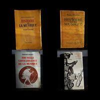 Histoire Conocimiento de La Música Artbook By Pn