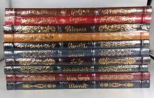 Easton Press IMPRESSIONIST PAINTERS 10 Volume Set Sealed