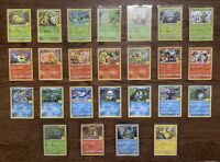 2021 McDonald's Pokemon 25th Anniversary Cards Complete Holo Set Plus EXTRAS