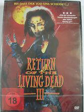 Return of the Living Dead 3 - extreme Zombie Abschlacht Orgie - abartig gut