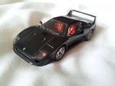 Herpa Ferrari F40 noire 1:43 Etat Neuf Mint