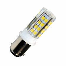 HQRP BA15d 110V LED Bulb for Bernina 950, 1000, 1004, 1005, 1010, 1015