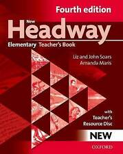 New Headway: Elementary A1-A2: Teacher's Book + Teacher's Resource Disc: The world's most trusted English course by Oxford University Press (Mixed media product, 2011)