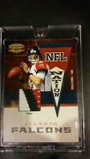 2010 Gridiron Gear NFL Nation Matt Ryan Prime Jersey Patch Card 8/10