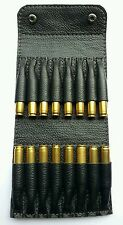 .223/.204/.222  Bullet wallet. Black real leather. With studs.