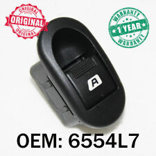 Electric Window Switch Button Left or Right Side For Peugeot 1007 Citroen C2 C3