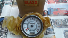CLASSIC MINI MK1 BMC GENUINE NOS SILVER SMITHS SPEEDO SPEEDOMETER RARE 850 EARLY