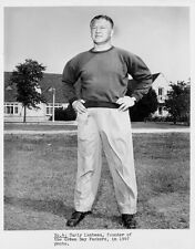 COACH CURLEY LAMBEAU GREEN BAY PACKERS HALL OF FAME GREAT photo 8 x10 ! !
