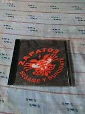 Zapato 3 Besame y Suicidate 1991 Import Venezuela CD Rock