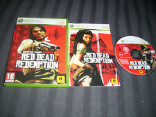 Red Dead Redemption Xbox 360 Xbox360 FR