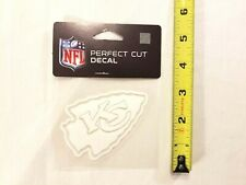 Kansas City Chiefs Arrowhead Logo Decal NFL Football New