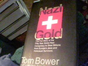 Nazi Gold by Tom Bower edx