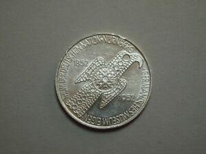 5 Deutsche Mark Germanisches Museum 1952 D