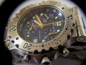 orologio chrono LORENZ DA RIPARARE