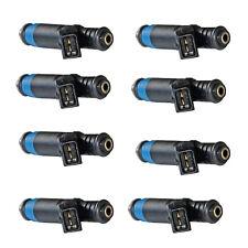 8×Fuel Injectors 80 LB High Impedance for Ford GM V8 LT1 LS1 LS6 110324 FI114992