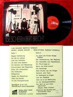 LP Ilse Scheer singt Brecht