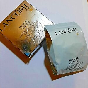 Lancome Miracle Cushion Compact Refill 420 Absolute weightlessness & Glow 14g