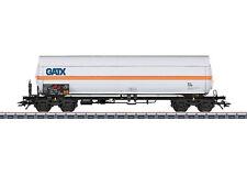 """Märklin 48487 Wagon-citerne pour le Transport de Gaz sous Pression """"GATX"""""""